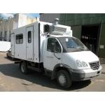 Фургон авторемонтная мастерская на ГАЗ-3307,  3309