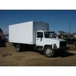 Фургон изотермический на ГАЗ-3307,  3309