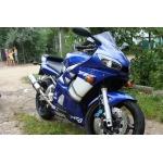 Мотоцикл Yamaha YZF 600 R 2000 года